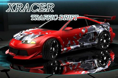 Download X Racer: Traffic drift iPhone free game.