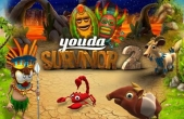 In addition to the game Bubba Golf for iPhone, iPad or iPod, you can also download Youda Survivor 2 for free