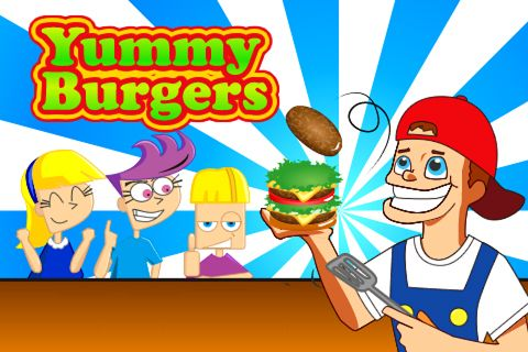Download Yummy burgers iPhone free game.