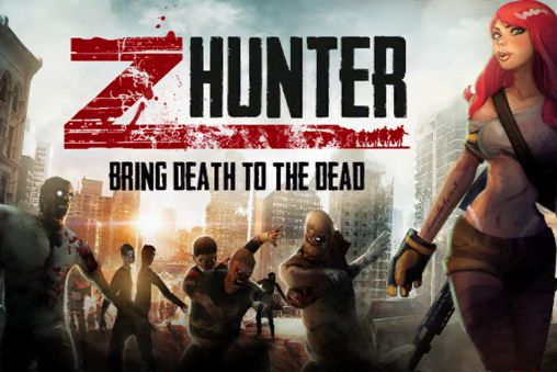 Download Z Hunter: Bring death to the dead iPhone free game.