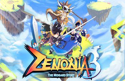 Screenshots of the Zenonia 3 game for iPhone, iPad or iPod.