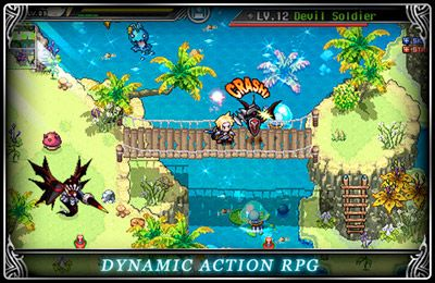Screenshots of the Zenonia 3 game for iPhone, iPad or iPod.