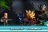 In addition to the game Asphalt 4: Elite Racing for iPhone, iPad or iPod, you can also download Zergs coming for free