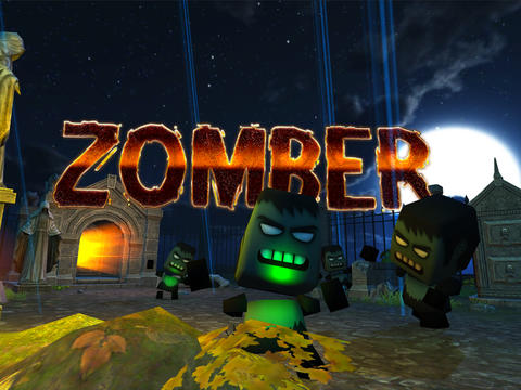 Download Zomber iPhone free game.
