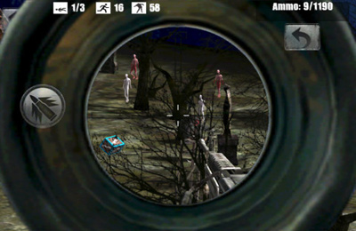 zombie sniper games