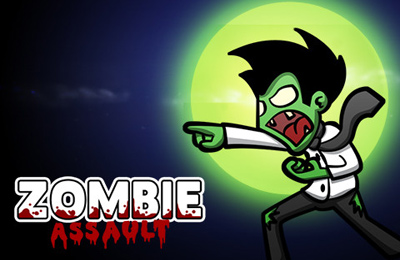 Download Zombie Assault iPhone free game.