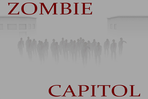 Screenshots of the Zombie capitol game for iPhone, iPad or iPod.