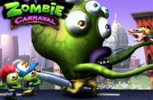 In addition to the game 10 Pin Shuffle (Bowling) for iPhone, iPad or iPod, you can also download Zombie Carnaval for free