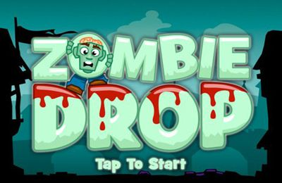 Download Zombie Drop iPhone free game.