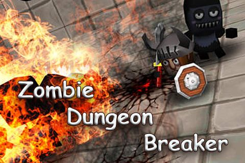 Download Zombie: Dungeon breaker iPhone free game.