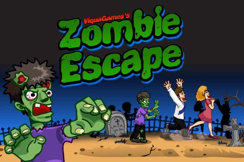 Download Zombie: Escape iPhone free game.