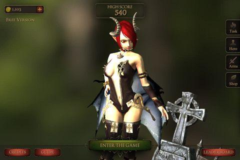 goddess spiel
