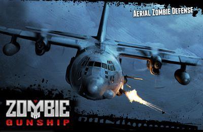 Download Zombie Gunship iPhone free game.