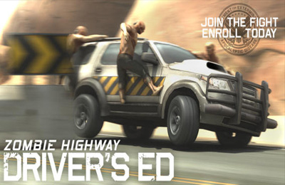Download Zombie Highway: Driver's Ed iPhone free game.
