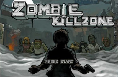 Download Zombie Kill Zone iPhone free game.