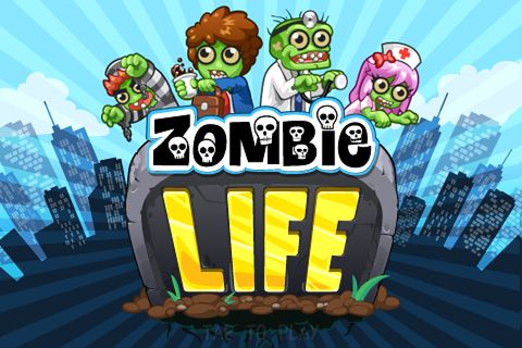 Download Zombie life iPhone free game.
