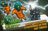 In addition to the game Zombie Smash for iPhone, iPad or iPod, you can also download Zombie Quest: Mastermind the Hexes! for free