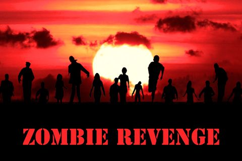 Download Zombie revenge iPhone free game.