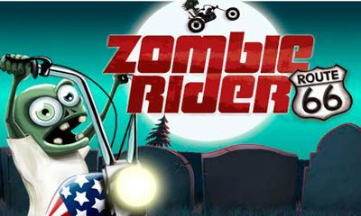Screenshots of the Zombie Rider game for iPhone, iPad or iPod.