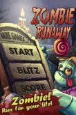 In addition to the game Talking Tom Cat 2 for iPhone, iPad or iPod, you can also download Zombie Runaway for free