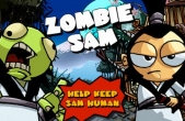 In addition to the game Mahjong Artifacts: Chapter 2 for iPhone, iPad or iPod, you can also download Zombie Sam for free