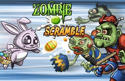Screenshots of the Zombie Scramble game for iPhone, iPad or iPod.