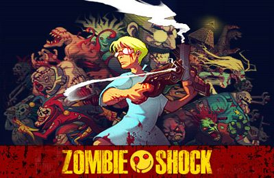 Download Zombie Shock iPhone free game.