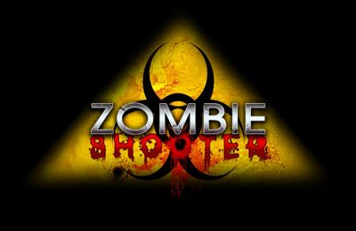 Download Zombie Shooter iPhone free game.
