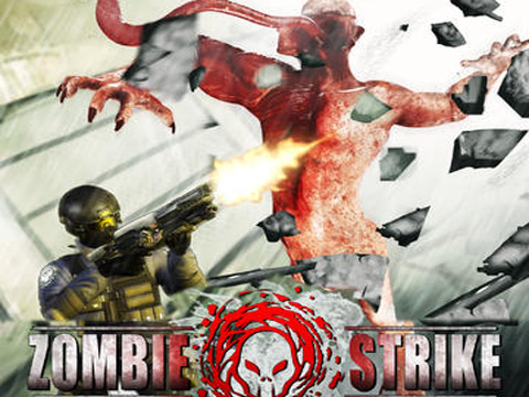 Screenshots of the Zombie Strike game for iPhone, iPad or iPod.