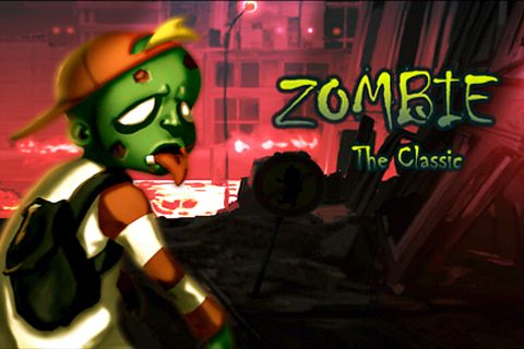 Download Zombie the classic iPhone free game.