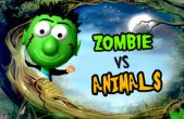 In addition to the game Plants vs. Zombies for iPhone, iPad or iPod, you can also download Zombie vs. Animals for free