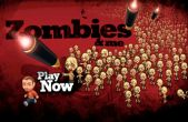 In addition to the game Garfield Kart for iPhone, iPad or iPod, you can also download Zombies and Me for free