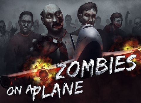 Download Zombies on a plane iPhone free game.