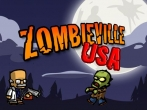 In addition to the game Star Sweeper for iPhone, iPad or iPod, you can also download Zombieville USA for free