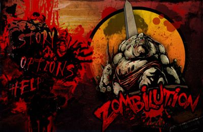 Download Zombilution iPhone free game.