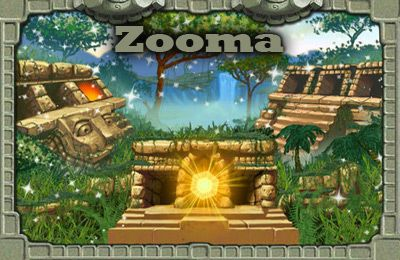 Screenshots of the Zooma game for iPhone, iPad or iPod.