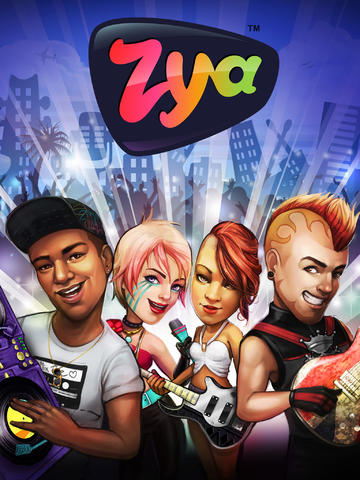 Download Zya iPhone free game.