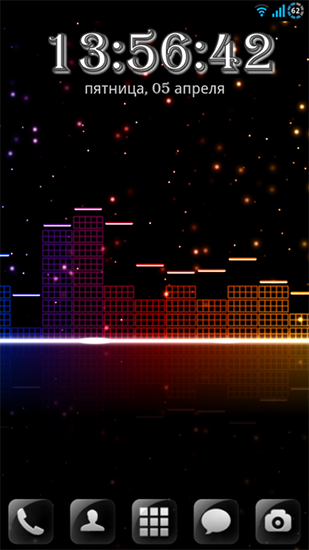 Audio Live Glow Wallpaper Apk : Audio glow live wallpaper for Android. Audio glow free download for tablet and phone.
