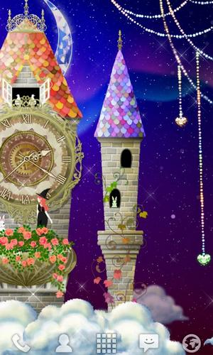 Screenshots of the Magical clock tower for Android tablet, phone.