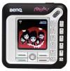 BenQ Z2 Qube mobile phone