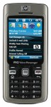 HP iPAQ 514 Voice Messenger mobile phone