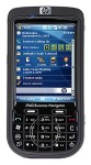 HP iPAQ 614 Business Navigator mobile phone