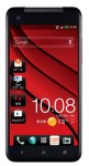 HTC J Butterfly mobile phone