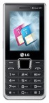 LG A390 mobile phone