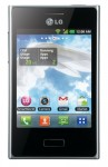 LG Optimus L3 E400 mobile phone