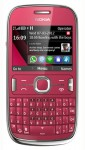 Nokia Asha 302 mobile phone
