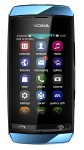 Nokia Asha 306 mobile phone