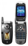 Panasonic Z800 mobile phone