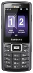 Samsung GT-C5212 mobile phone