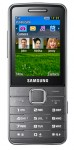 Samsung S5610 mobile phone